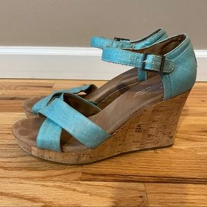 Toms Sienna Wedge